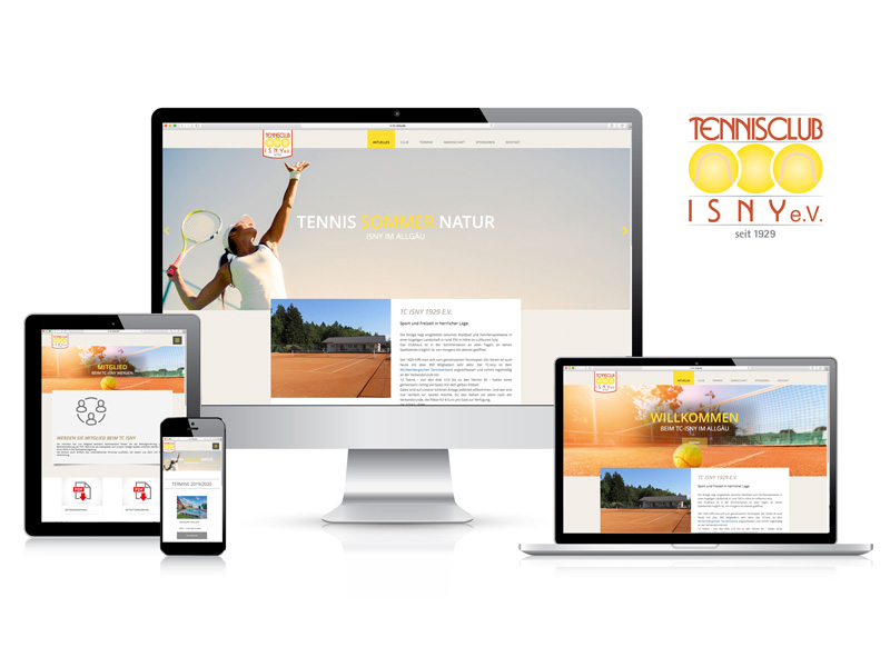 Website TC-Isny